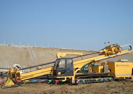 中海恒通HT-120L非开挖定向钻机