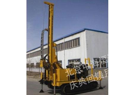 中海恒通HTW600L全液压水井钻机