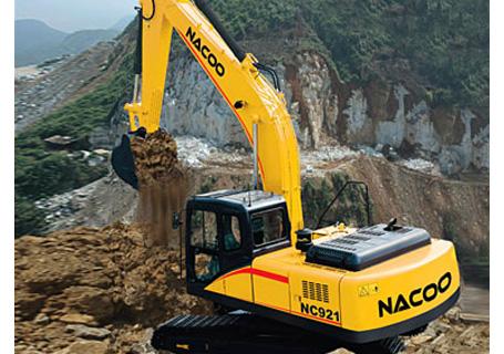 纳科重工NC921挖掘机