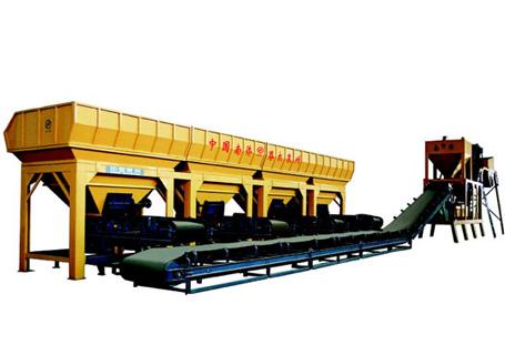 南侨MWCB系列模块式稳定土厂拌设备