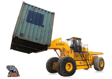 闽工MGM988C30吨集装箱重箱叉车