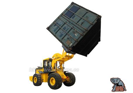 闽工MGM956C10吨集装箱空箱叉车
