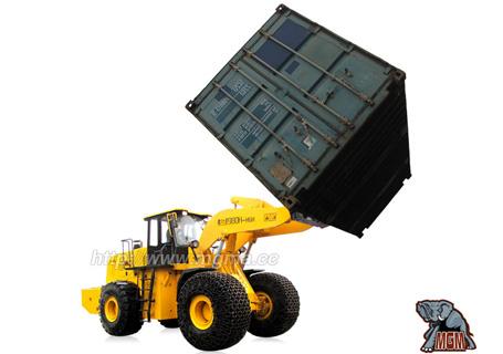 闽工MGM980HC25吨集装箱叉车