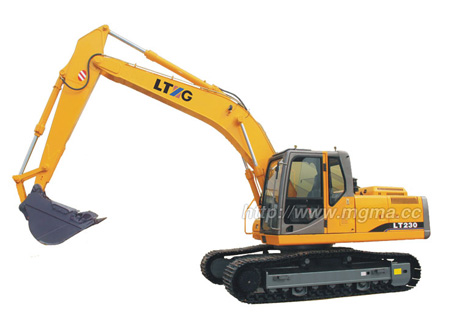 闽工LT230挖掘机