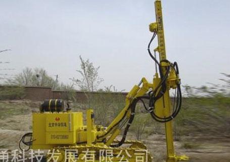 中海恒通HTM100矿山钻机