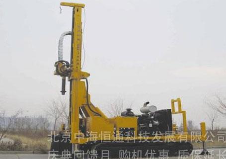 中海恒通HTM200矿山钻机