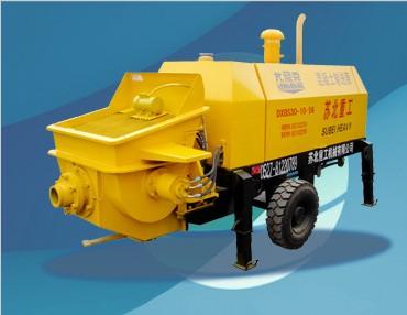 尤尼克DXBS30-10-56XBS40-10-45细石混凝土输送泵