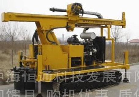 中海恒通HTCR1000全液压岩心钻机