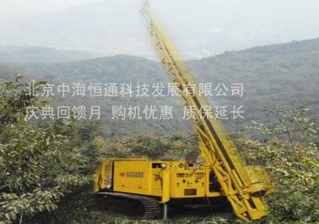 中海恒通HTCR2000全液压岩心钻机