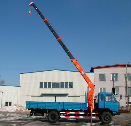 青山KS1154直臂式起重机