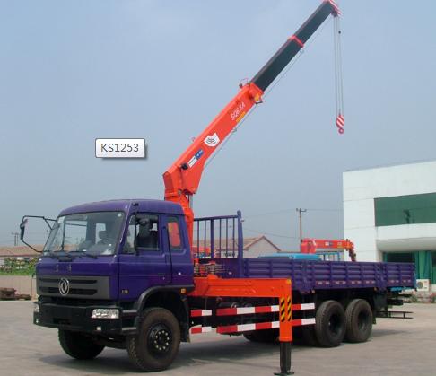 青山KS1253直臂式起重机