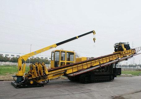 钻通ZT-150非开挖铺管钻机