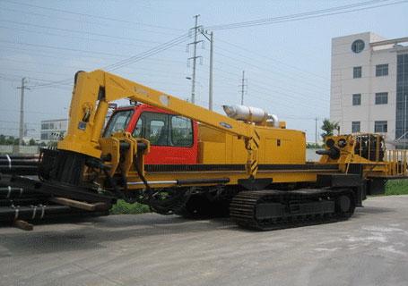 钻通ZT-80/105非开挖铺管钻机