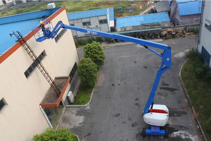 运想重工GTZZ24Z----24m高空作业平台
