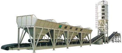 海华筑机WB系列模块式稳定土搅拌设备图片