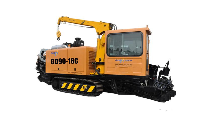 谷登机械GD90-16C水平定向钻