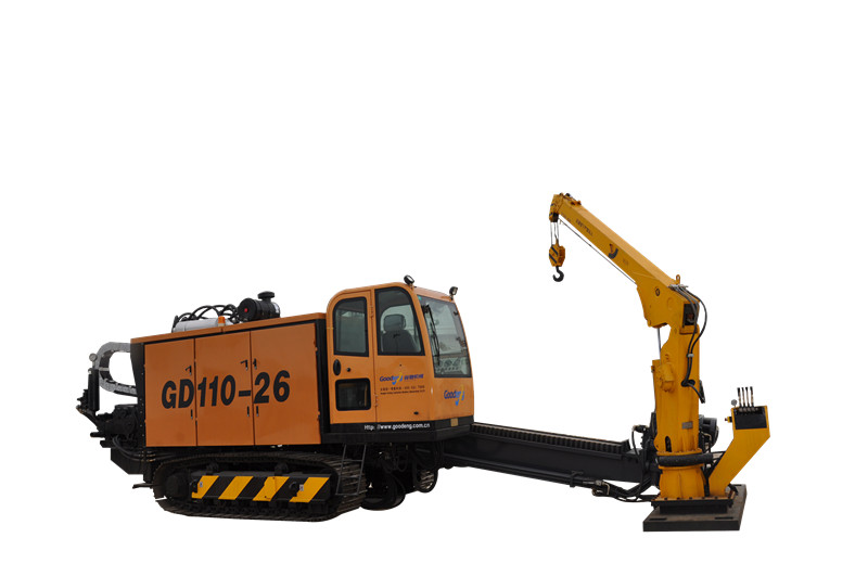 谷登机械GD110-26水平定向钻图片