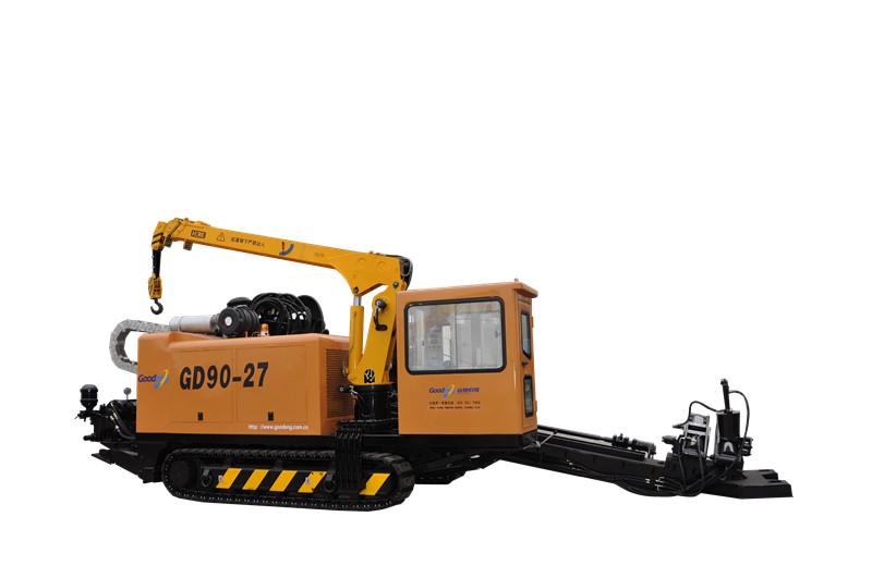 谷登机械GD90-27水平定向钻图片