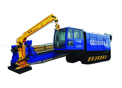 谷登机械GD3500A-L水平定向钻图片