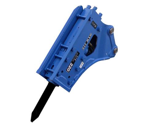 亚工HXW220破碎锤图片