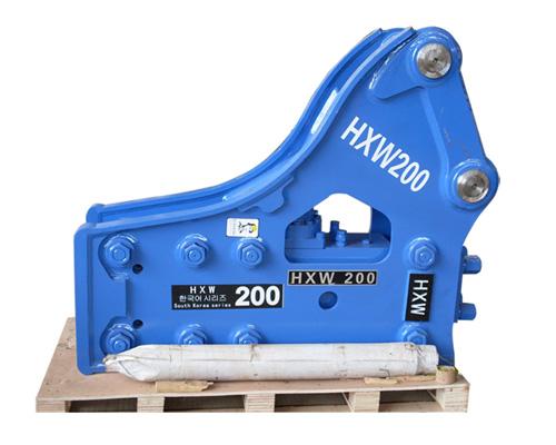 亚工HXW200破碎锤图片