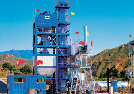北京加隆CL-2000沥青混合料搅拌设备