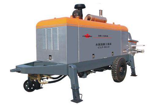 北京加隆CLT-80拖泵