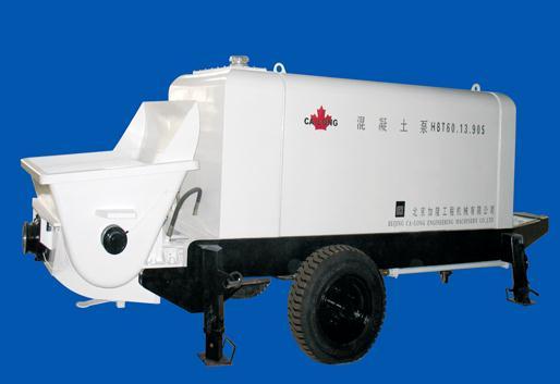北京加隆CLT-60拖泵
