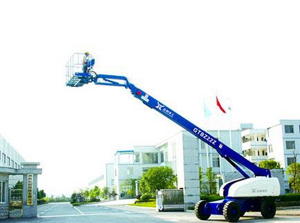 运想重工GTBZ20/GTBZ22Z20米高空作业平台