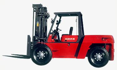 依格曼ECPCD100A内燃叉车