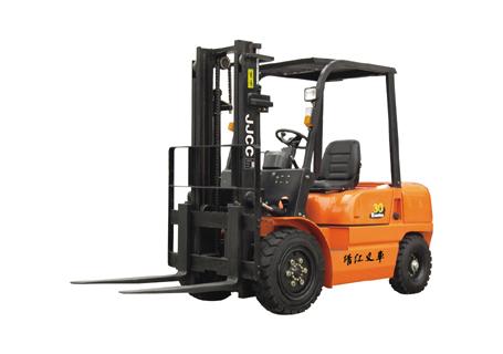 靖江(JJCC)E系列2-5吨内燃叉车