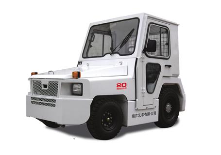 靖江(JJCC)NISSAN系列2-3吨全封闭驾驶室KM内燃牵引车
