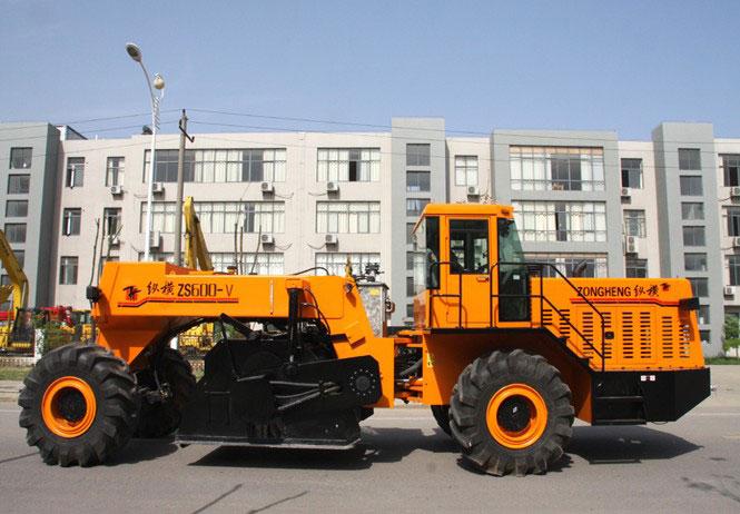 中方机械ZS600-Ⅴ再生机械
