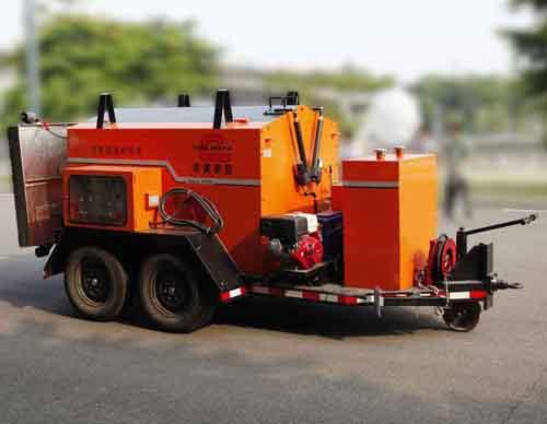 易山重工CLYB-1500拖挂式坑槽修补机