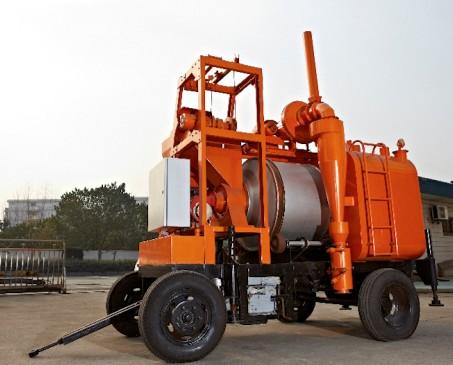 易山重工16吨智能沥青搅拌机