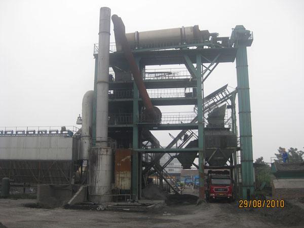 原进LB2000强制间歇式沥青混合料搅拌设备