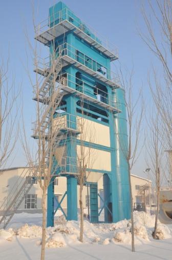 原进LB2250强制间歇式沥青混凝土搅拌设备