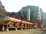 岳首MWB800稳定土厂拌设备