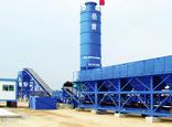 岳首MWB500稳定土厂拌设备