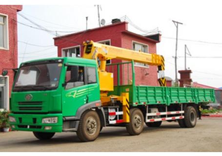 牡丹江专用汽车MQ5257JSQ随车起重机