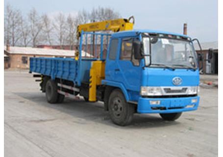 牡丹江专用汽车MQ5143JSQ随车起重机