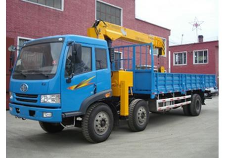 牡丹江专用汽车TQC5173JSQ随车起重机图片