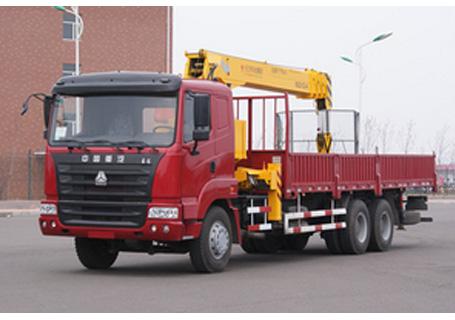 牡丹江专用汽车MQ5250JSQZ随车起重机图片