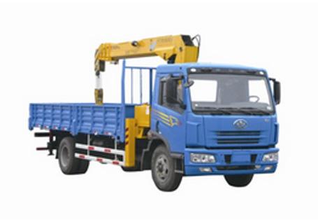 牡丹江专用汽车MQ5164JSQ汽车起重机图片