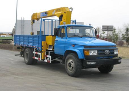 牡丹江专用汽车MQ5163JSQ随车起重机