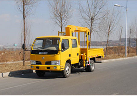 牡丹江专用汽车MQ5040JSQD随车起重机