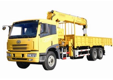 牡丹江专用汽车MQ5250JSQJ随车起重机