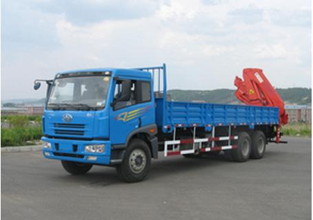 牡丹江专用汽车MQ5259JSQ随车起重机