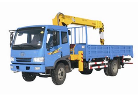 牡丹江专用汽车MQ5163JSQJ随车起重机