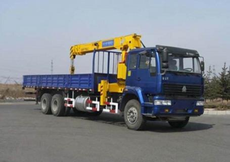 牡丹江专用汽车MQ5251JSQZ随车起重机